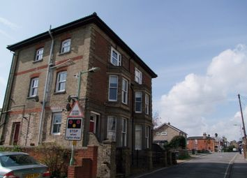 Thumbnail 2 bed flat to rent in Station Approach, Saxmundham