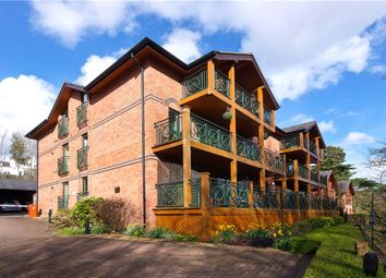 Thumbnail 2 bed flat for sale in Wilhelmina Close, Leamington Spa