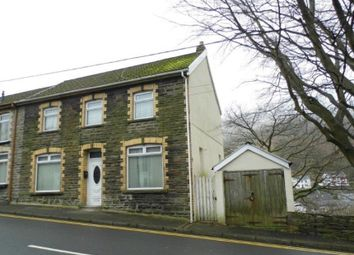 Thumbnail 3 bed semi-detached house for sale in Prospect Place, Ogmore Vale, Bridgend