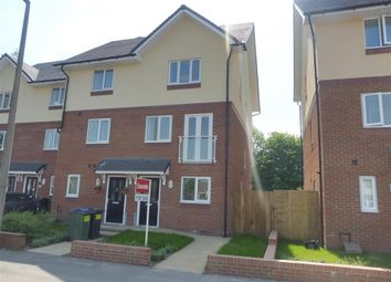 Thumbnail 3 bed end terrace house for sale in Crankhall Lane, Wednesbury