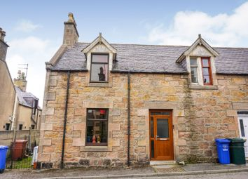 Thumbnail 3 bed terraced house for sale in Victoria Street, Buckie