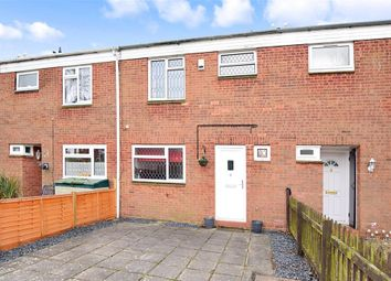 Thumbnail 3 bed terraced house for sale in Greenwich Close, Lords Wood, Chatham, Kent