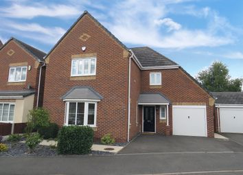 Thumbnail 4 bed detached house for sale in Falconside Drive, Spondon, Derby