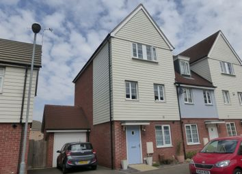 Thumbnail 4 bed end terrace house for sale in Heron Way, Dovercourt, Harwich