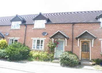Thumbnail 2 bedroom terraced house to rent in Manor Close, Honeybourne, Evesham