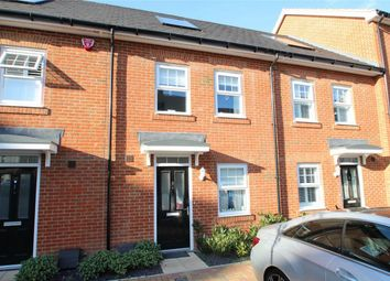 Thumbnail 3 bed terraced house for sale in Sullivan Row, Trinity Village, Bromley, Kent