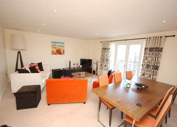 Thumbnail 3 bedroom flat for sale in Avenal Way, Poole, Dorset