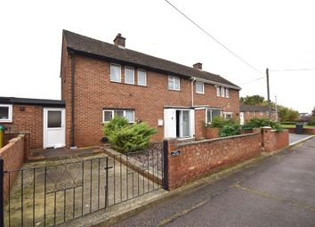 Thumbnail 3 bed semi-detached house for sale in Buckenhoe Road, Saffron Walden