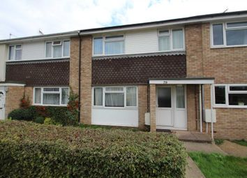 Thumbnail 3 bed terraced house for sale in Crawley Drive, Hemel Hempstead