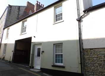 Thumbnail 4 bed terraced house for sale in Trinity Terrace, Castle Street, Axminster