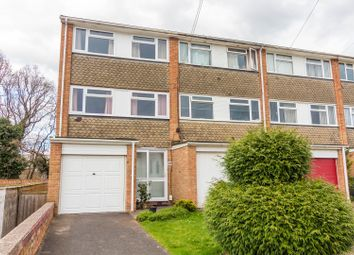 Thumbnail 4 bed town house for sale in Elvaston Way, Reading