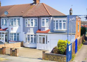 Thumbnail 4 bed terraced house for sale in Hedge Lane, London