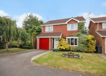 Thumbnail 4 bed detached house for sale in Chaffinch Close, Worthing