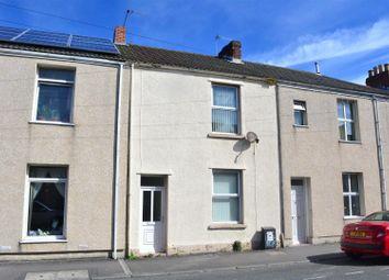 Thumbnail 3 bed terraced house for sale in Western Street, Swansea