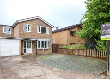 Thumbnail 4 bed detached house for sale in Silver Street, Wragby