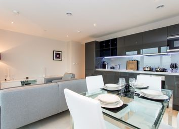 Thumbnail 2 bed flat for sale in Glasshouse Gardens, London