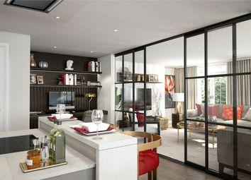 Lawn Manor, Barnet Lane, Elstree, Hertfordshire WD6. 2 bed flat for sale