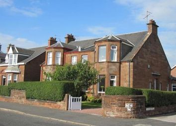 Thumbnail 4 bed semi-detached house to rent in Bentinck Drive, Troon, South Ayrshire