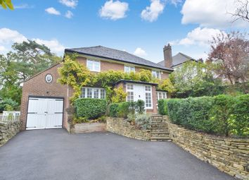 Thumbnail 4 bed detached house for sale in Bassett Row, Southampton