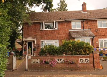 Thumbnail 2 bed semi-detached house for sale in Field Road, Farnborough