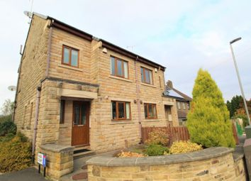 Thumbnail 4 bed semi-detached house for sale in Cowlersley Lane, Broad Oak, Huddersfield