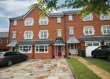 Thumbnail 5 bed town house for sale in Coppice Close, Lostock, Bolton