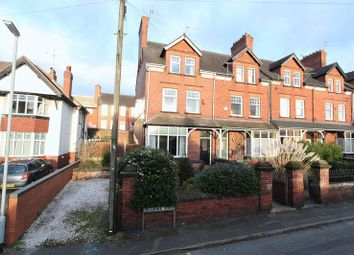Thumbnail 5 bedroom terraced house for sale in Belgrave Road, Newcastle-Under-Lyme