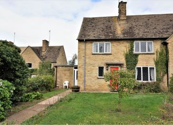 Thumbnail 3 bed semi-detached house for sale in Thorpe Road, Chacombe