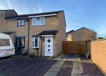 Thumbnail 2 bed end terrace house for sale in Hamsterly Park, Southfields, Northampton