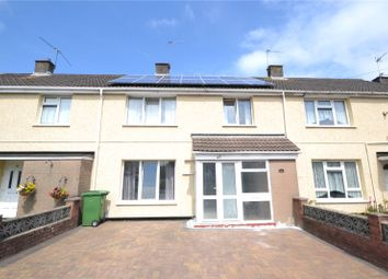 Thumbnail 3 bed terraced house for sale in Hendre Road, Rumney, Cardiff