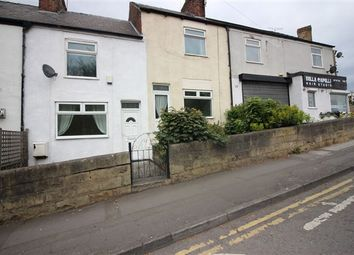 Thumbnail 2 bed terraced house for sale in High Street, Swallownest, Sheffield, South Yorkshire