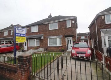 Thumbnail 2 bed semi-detached house for sale in Oak Avenue, Hindley Green, Wigan