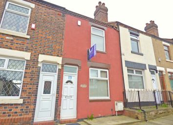 Thumbnail 2 bed terraced house to rent in Honeywall, Penkhull, Stoke-On-Trent