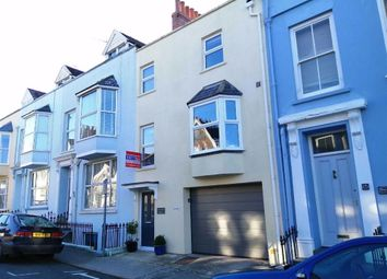Thumbnail 4 bed terraced house for sale in Stratton House, Picton Road, Tenby, Dyfed
