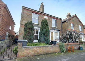 Thumbnail 2 bed semi-detached house for sale in Hythe Road, Staines-Upon-Thames