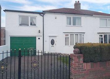 Thumbnail 3 bed semi-detached house to rent in Princess Avenue, Seaton, Workington