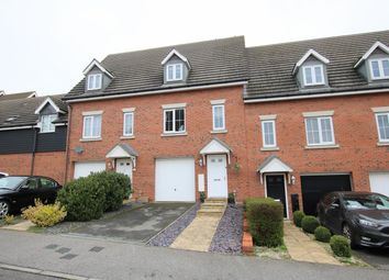 3 bed terraced house for sale in Guillemot Close, Stowmarket IP14