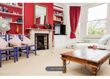 Thumbnail 3 bed flat to rent in Kelmscott Road, London