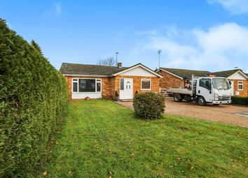 Thumbnail 3 bedroom detached bungalow for sale in Beech Avenue, Attleborough