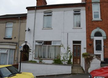 Thumbnail 3 bed terraced house for sale in Cheviot Street, Lincoln