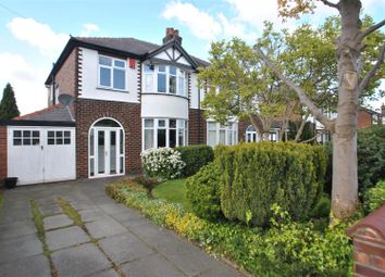 Thumbnail 3 bed property for sale in Chester Road, Grappenhall, Warrington