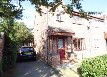 Thumbnail 3 bed semi-detached house for sale in Elanor Road, Elworth, Sandbach