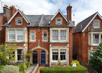 Thumbnail 5 bedroom semi-detached house for sale in Cornwall Road, Dorchester, Dorset