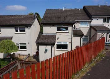 Thumbnail 2 bed end terrace house to rent in Kirkton Road, Glasgow