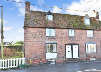 Thumbnail 4 bed semi-detached house for sale in High Street, Littlebourne, Canterbury, Kent