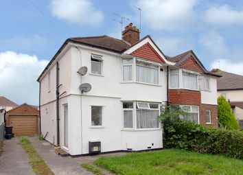Thumbnail 3 bed semi-detached house for sale in Boverton Road, Filton, Bristol
