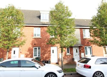 Thumbnail 3 bed town house for sale in East Dock Road, Newport