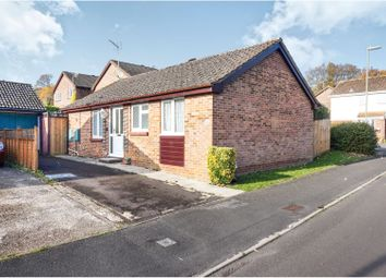 Thumbnail 3 bed detached bungalow for sale in Allenwater Drive, Fordingbridge