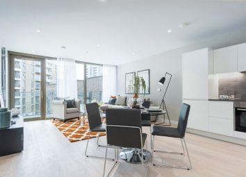 Thumbnail 2 bed property for sale in Mercier Court, Royal Wharf, Docklands