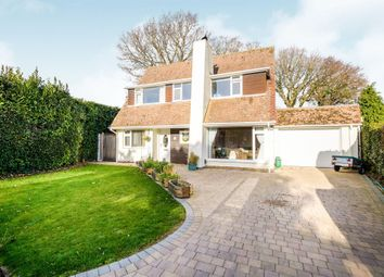 Thumbnail 4 bed detached house for sale in The Glade, Waterlooville